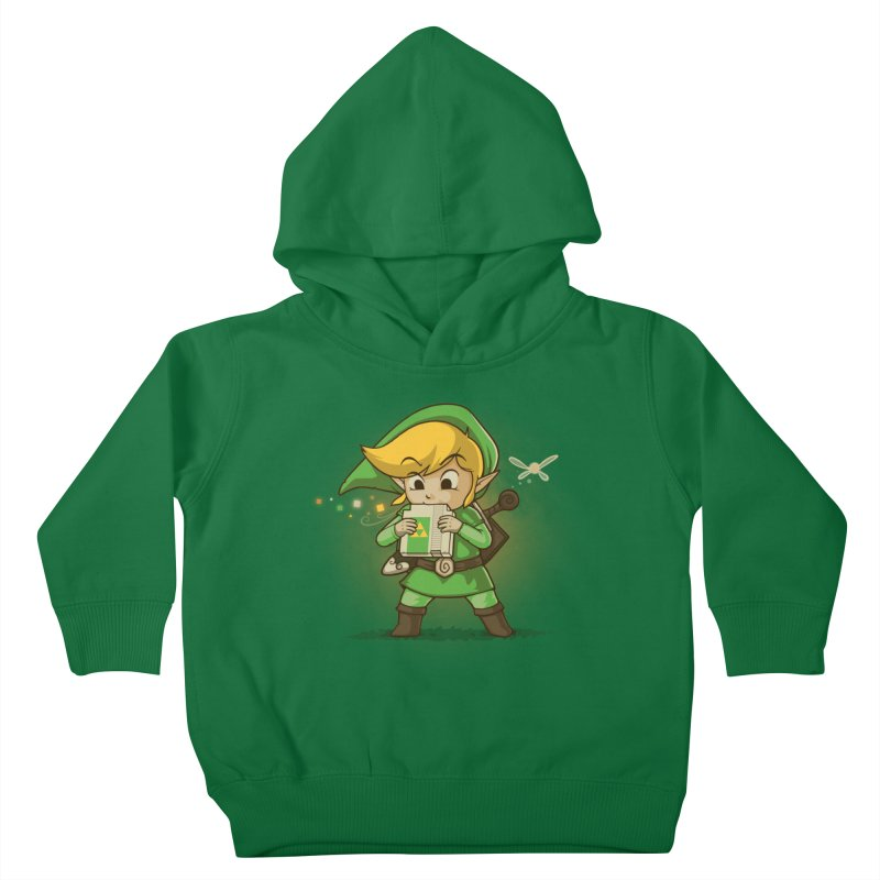 Cartridge of Time Kids Toddler Pullover Hoody by Naolito