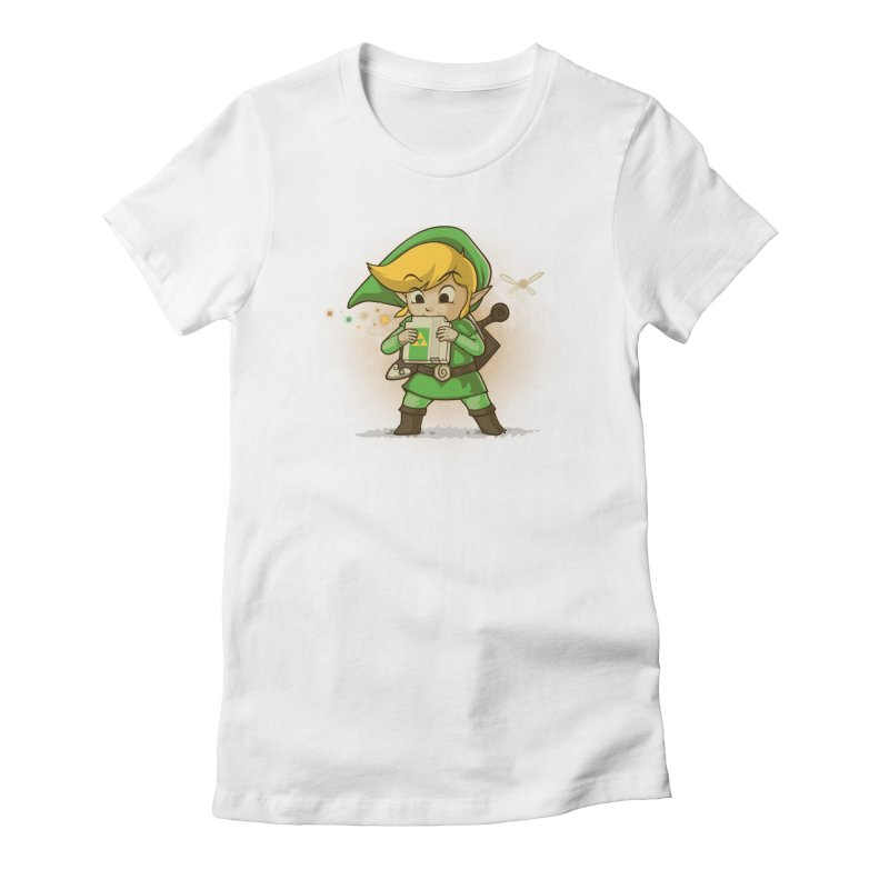 Cartridge of Time Women's Fitted T-Shirt by Naolito