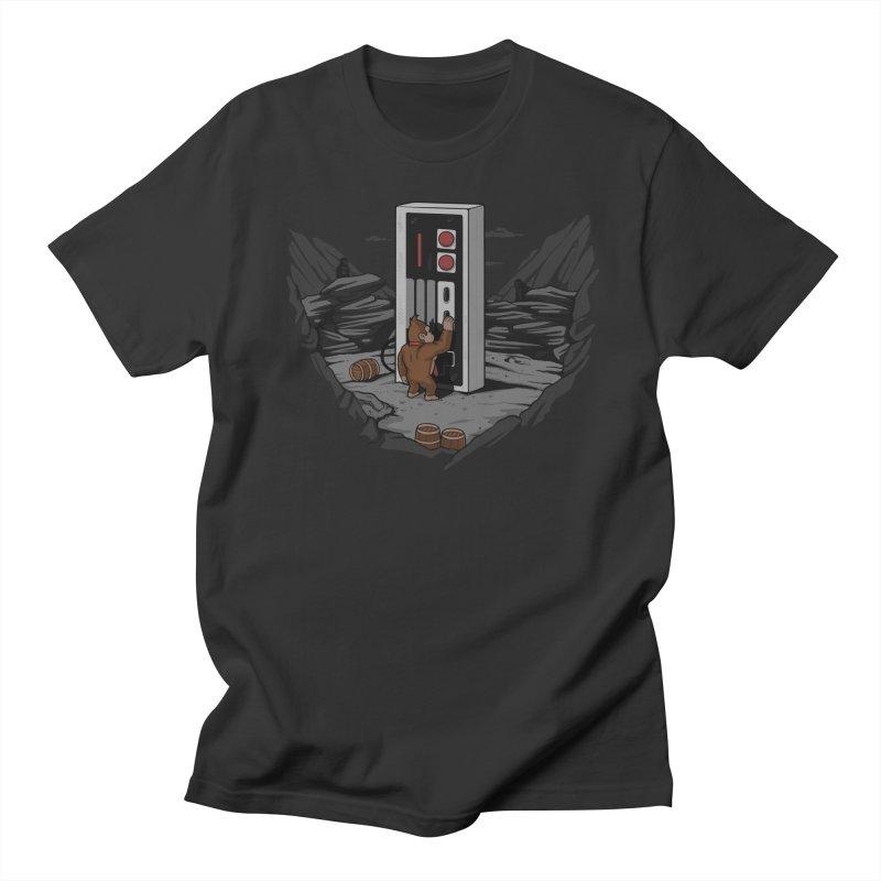 Dawn of Gaming Men's T-Shirt by Naolito