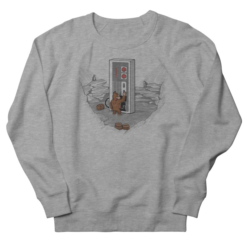 Dawn of Gaming Men's Sweatshirt by Naolito