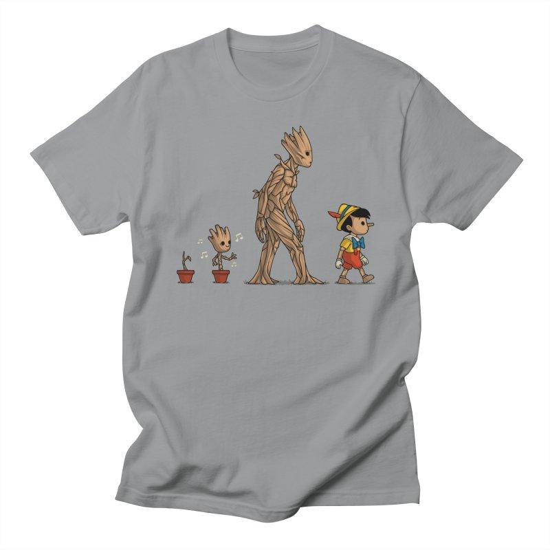 Galactic Evolution Men's T-Shirt by Naolito