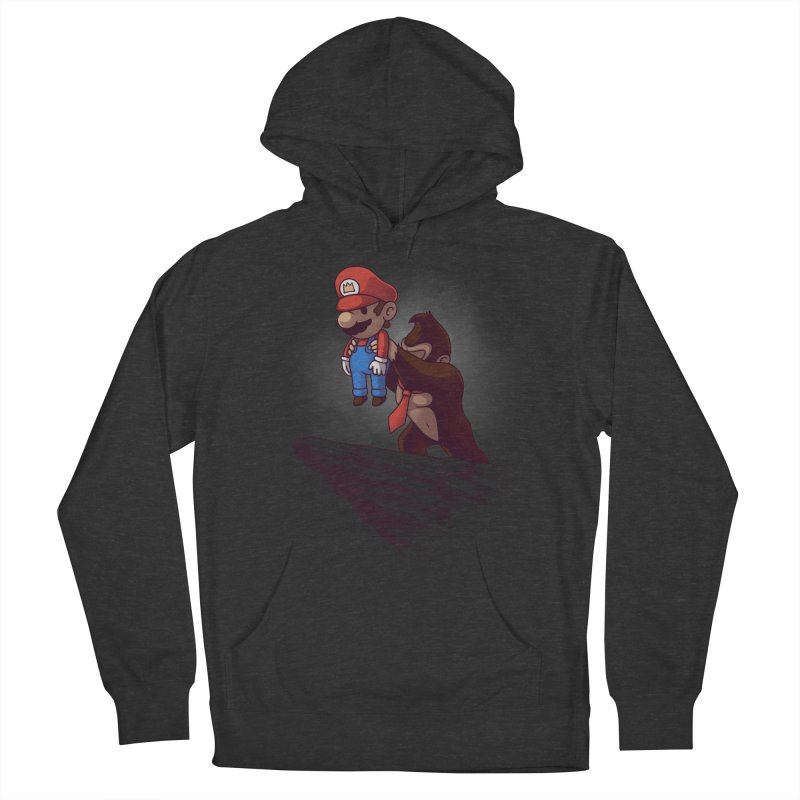 Gaming King Men's Pullover Hoody by Naolito
