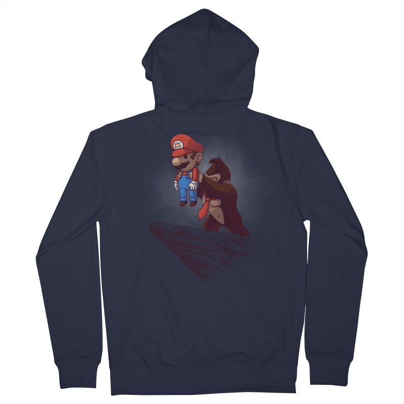 Gaming King Women's Zip-Up Hoody by Naolito