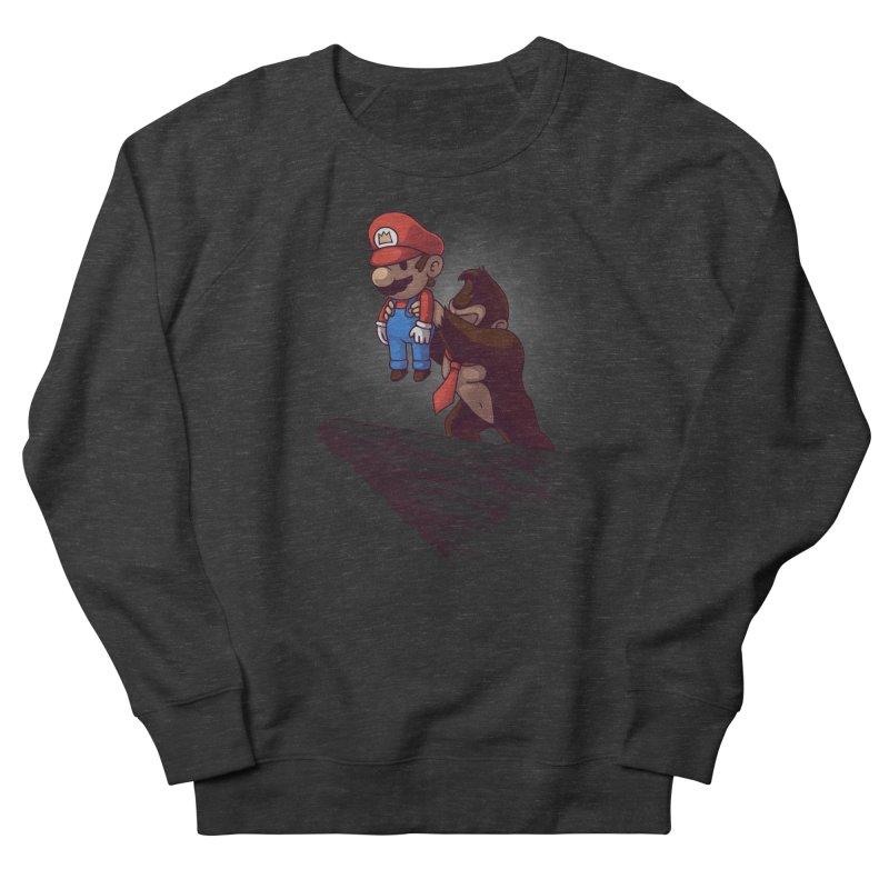 Gaming King Men's Sweatshirt by Naolito