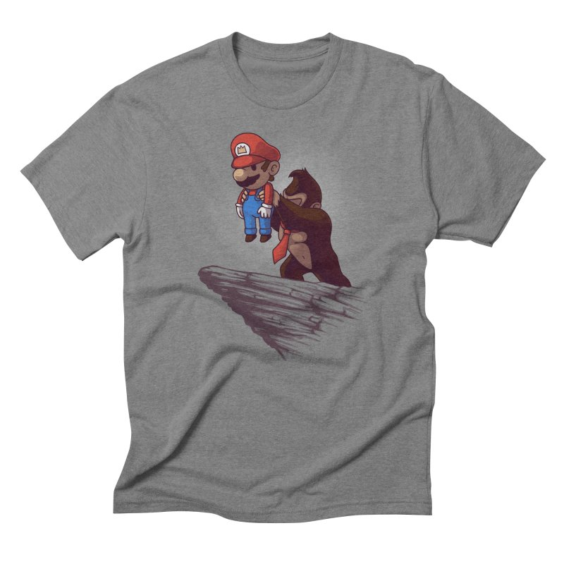 Gaming King Men's Triblend T-Shirt by Naolito