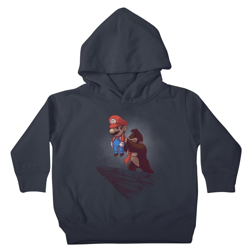 Gaming King Kids Toddler Pullover Hoody by Naolito