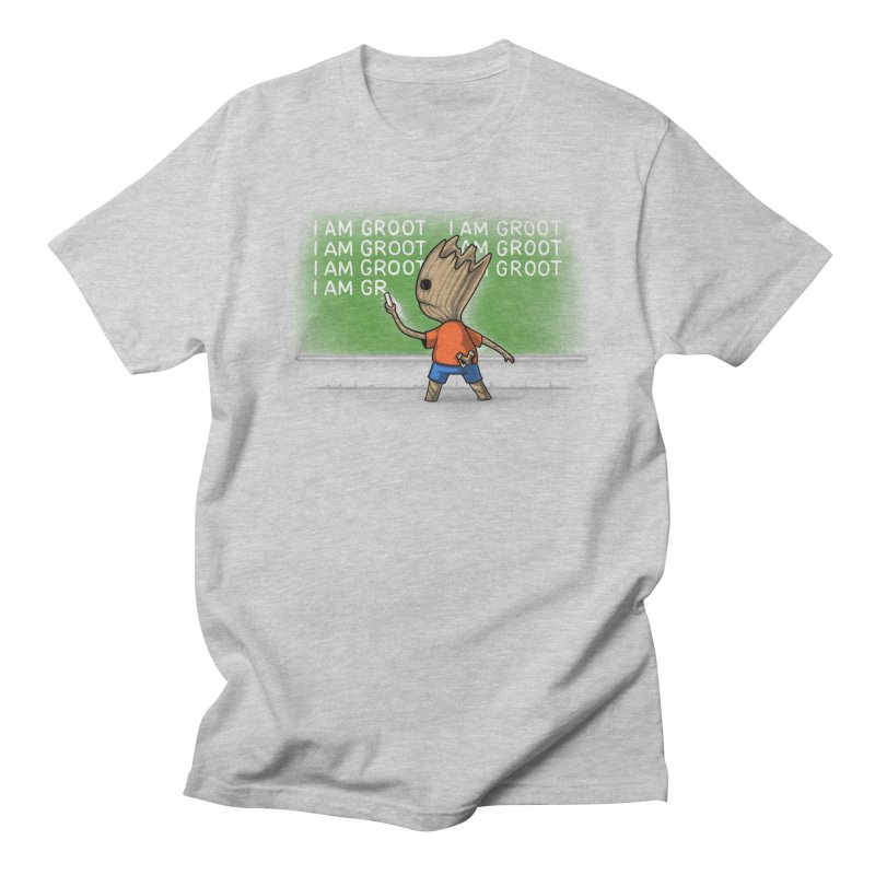 Groot's Detention Men's T-shirt by Naolito