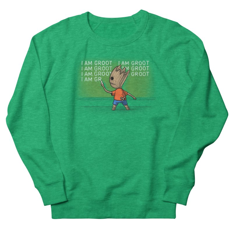 Groot's Detention Women's Sweatshirt by Naolito