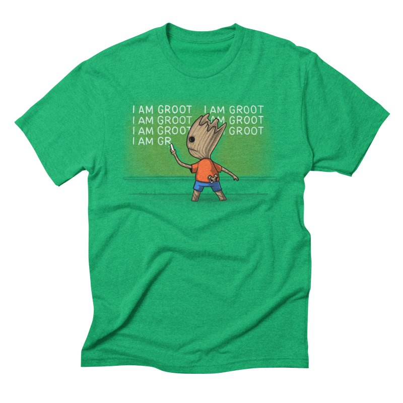 Groot's Detention Men's Triblend T-shirt by Naolito