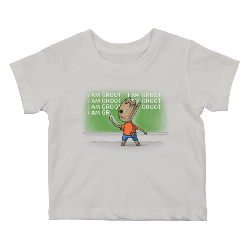 Groot's Detention Kids Baby T-Shirt by Naolito