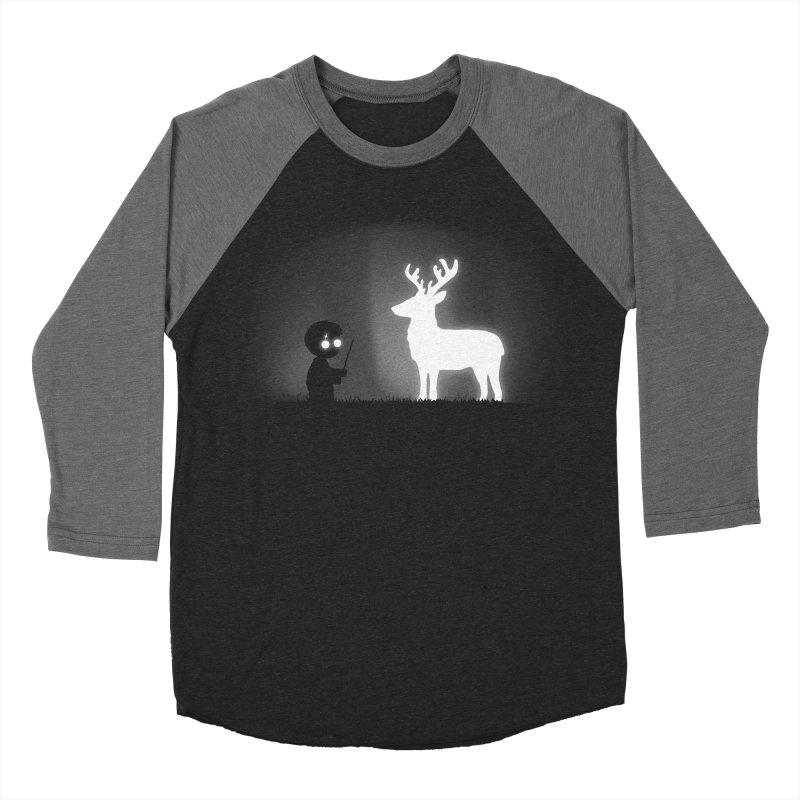 Limbo Patronum Women's Baseball Triblend T-Shirt by Naolito