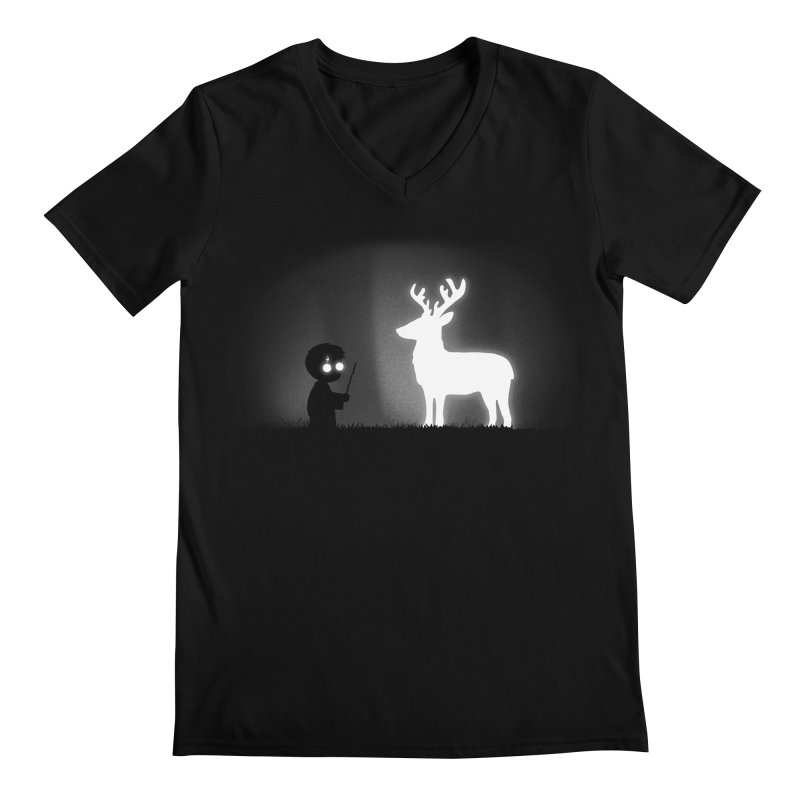 Limbo Patronum Men's V-Neck by Naolito