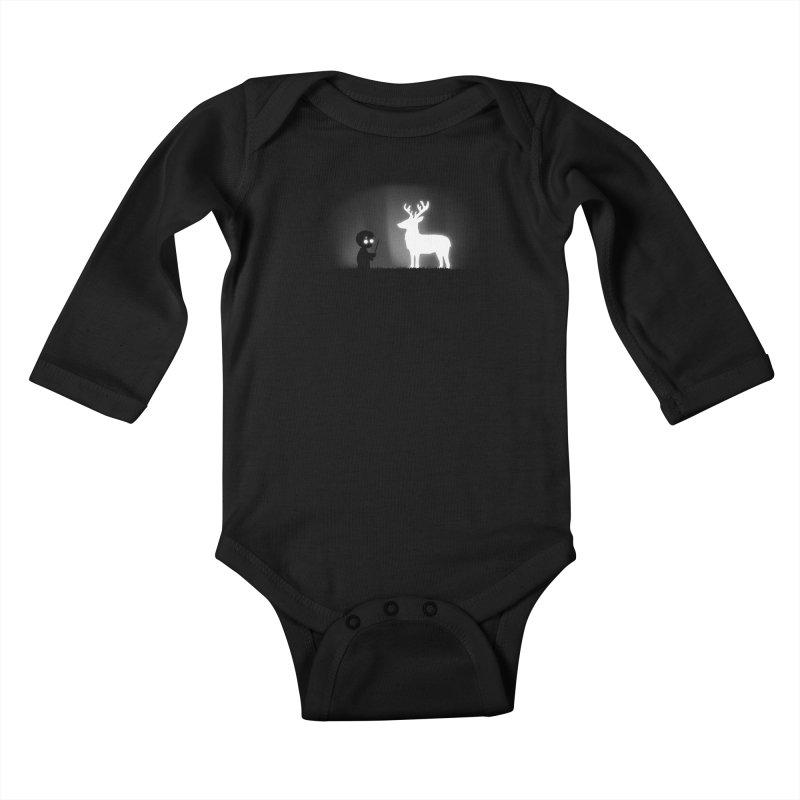 Limbo Patronum Kids Baby Longsleeve Bodysuit by Naolito