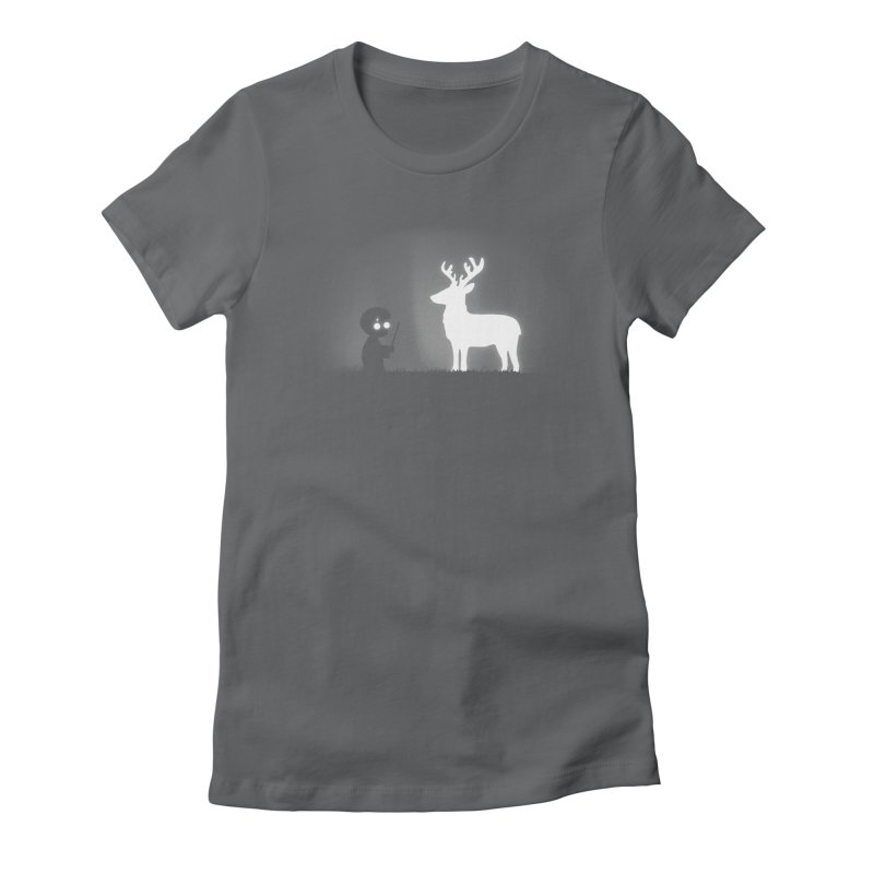 Limbo Patronum Women's Fitted T-Shirt by Naolito