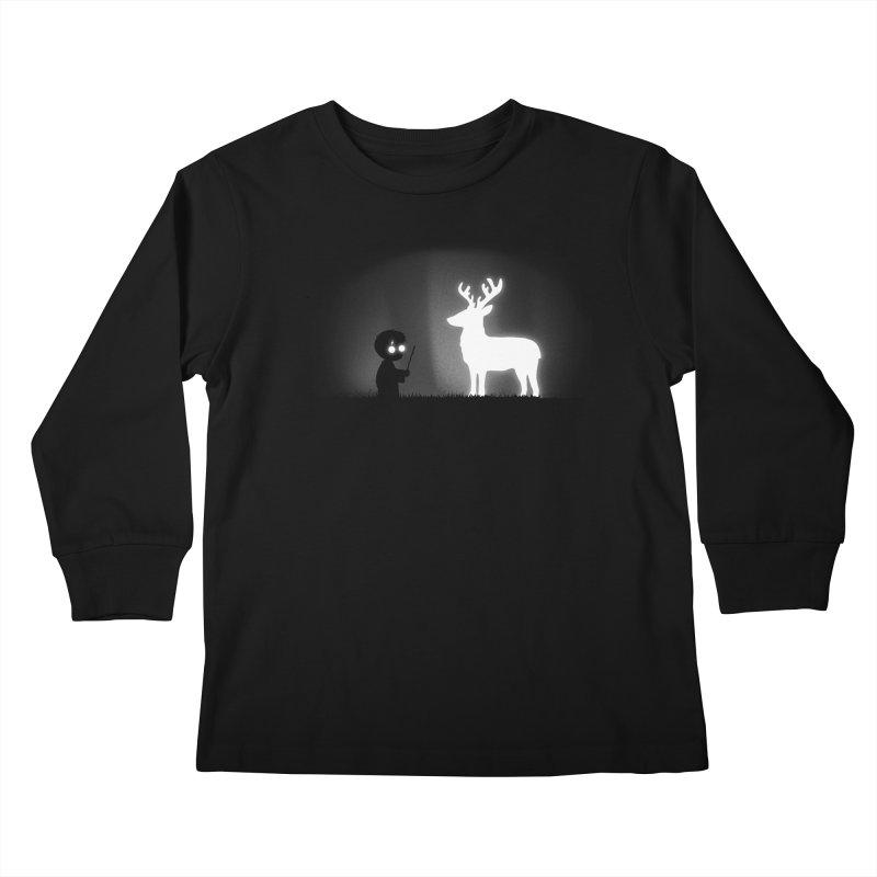 Limbo Patronum Kids Longsleeve T-Shirt by Naolito