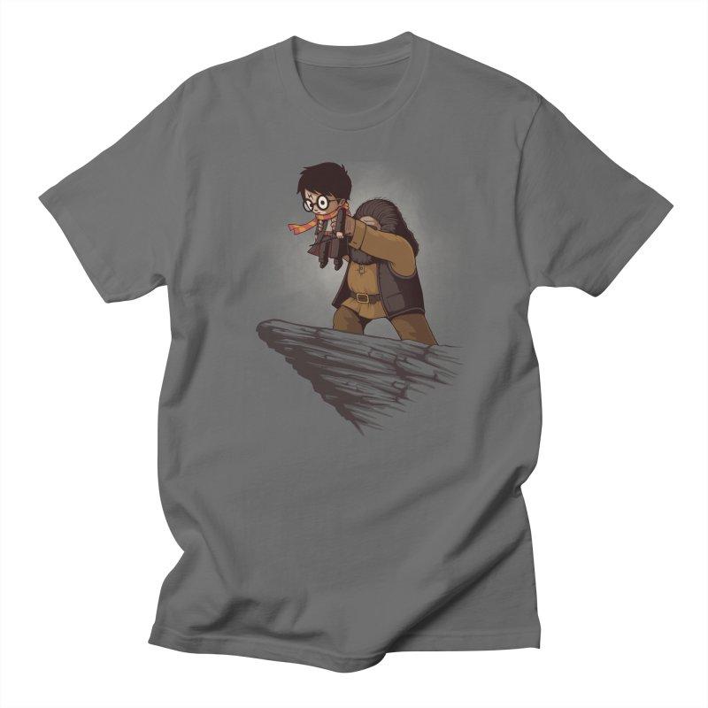Magic King Men's T-Shirt by Naolito