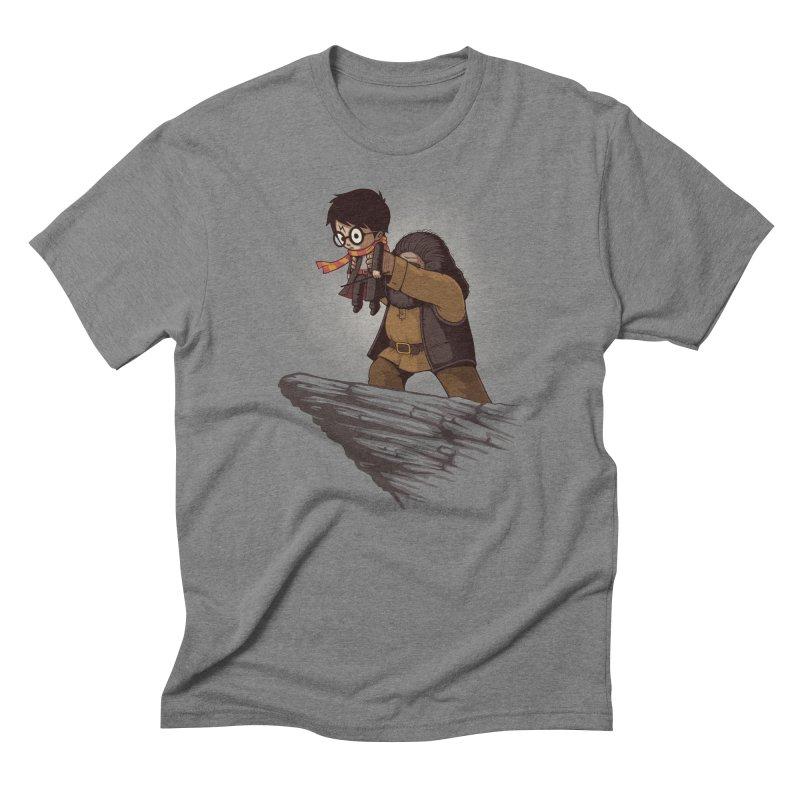 Magic King Men's Triblend T-Shirt by Naolito
