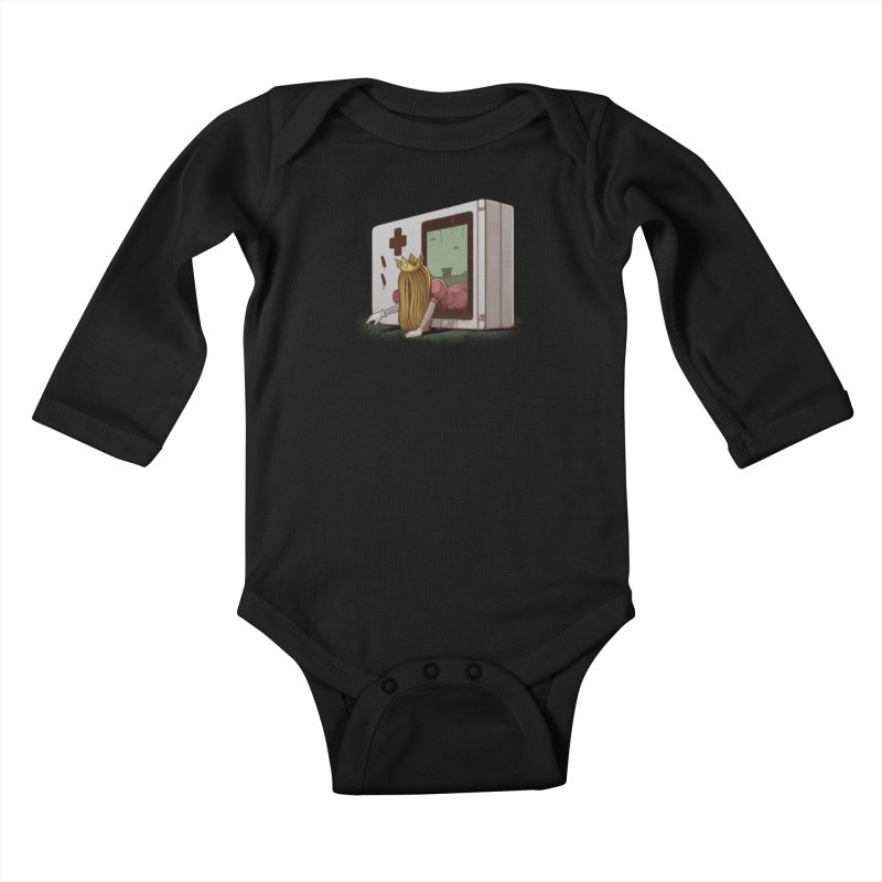 The Pipe Kids Baby Longsleeve Bodysuit by Naolito