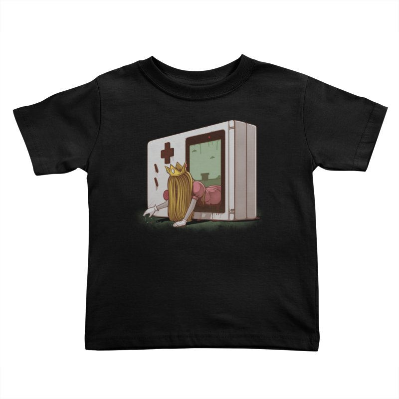 The Pipe Kids Toddler T-Shirt by Naolito
