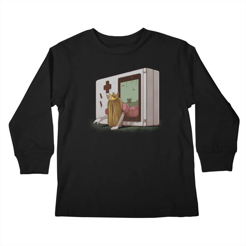 The Pipe Kids Longsleeve T-Shirt by Naolito