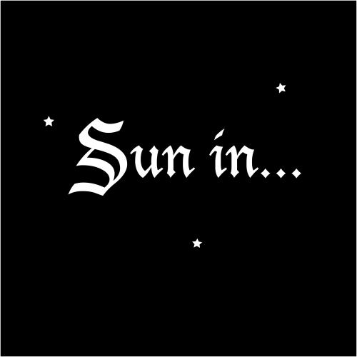 Astro-X-Sun