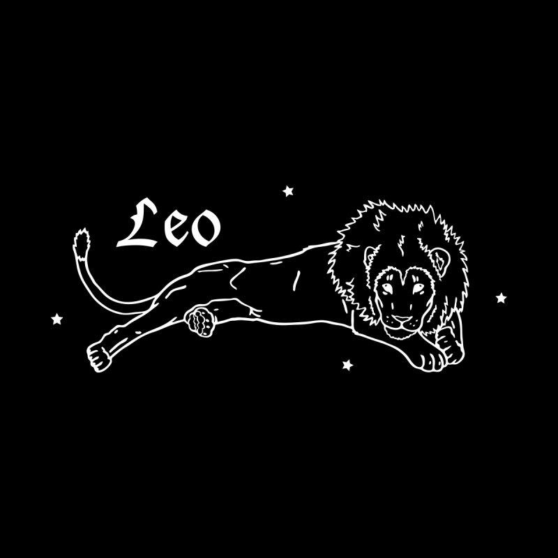 Leo Women's T-Shirt by Naomi Mariko Creates
