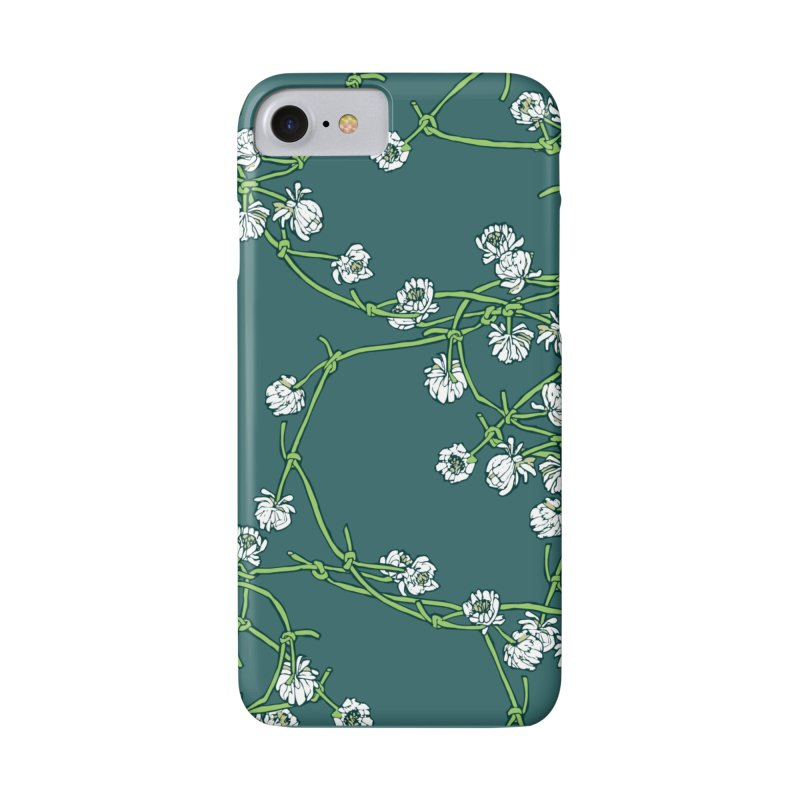 Daisy Chain Accessories Phone Case by bad arithmetic