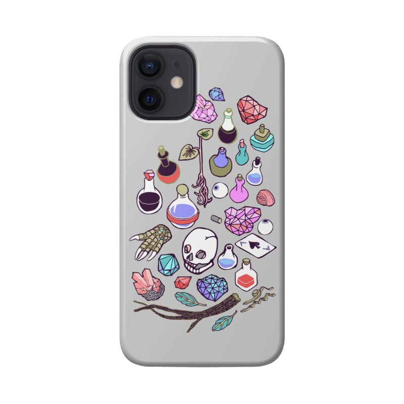 Alchemy Accessories Phone Case by bad arithmetic