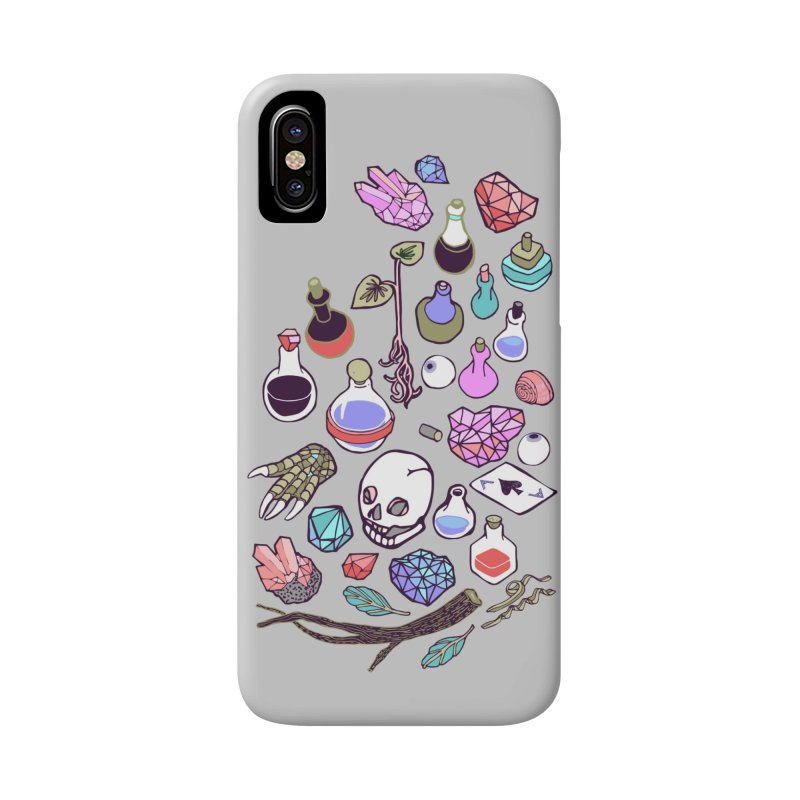 Alchemy Accessories Phone Case by napiform clip art