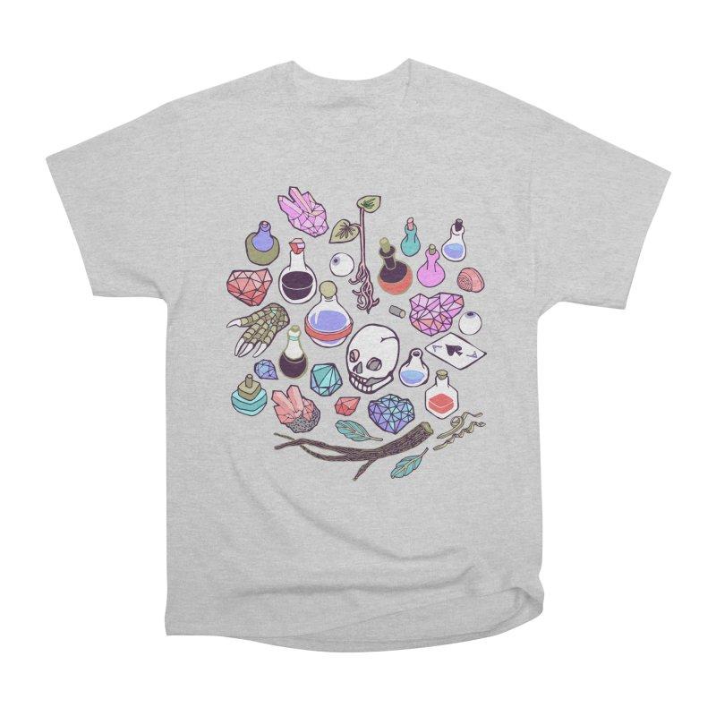 Alchemy Men's Heavyweight T-Shirt by napiform clip art