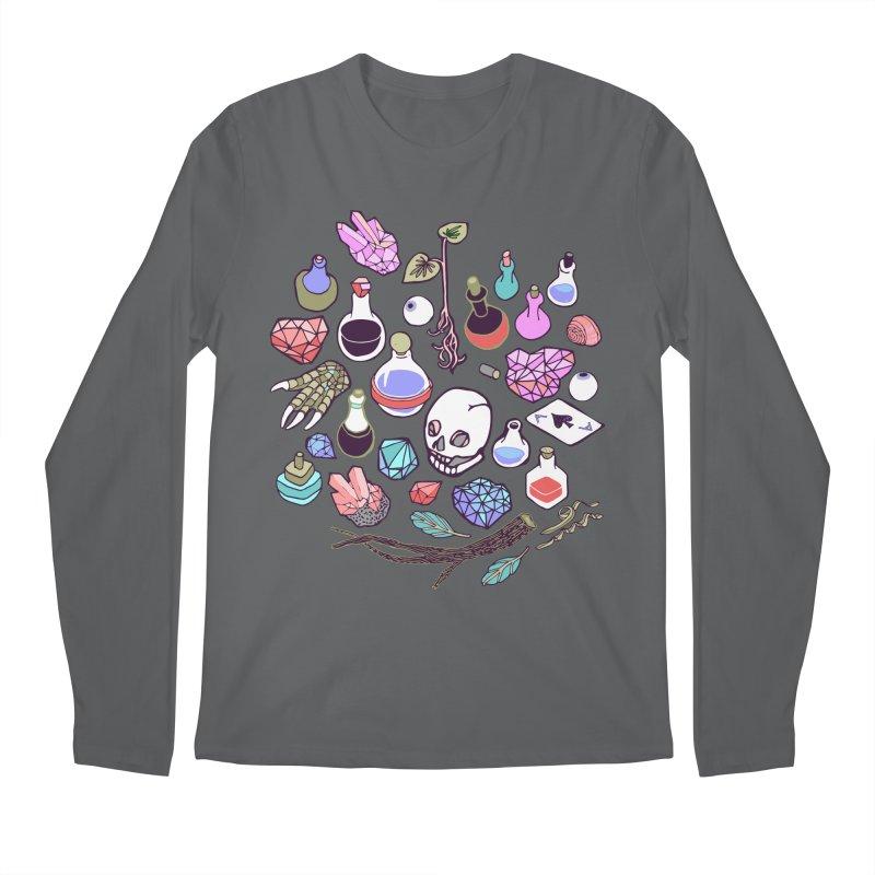 Alchemy Men's Regular Longsleeve T-Shirt by bad arithmetic