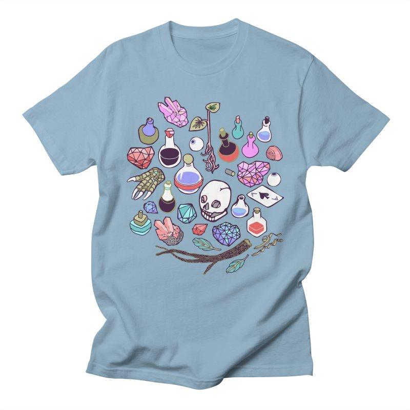 Alchemy Men's Regular T-Shirt by bad arithmetic