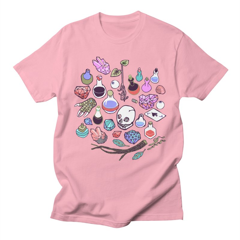 Alchemy Women's Regular Unisex T-Shirt by bad arithmetic