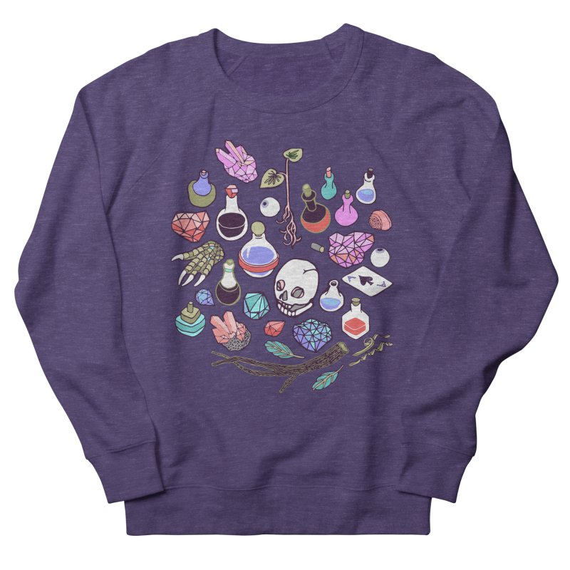 Alchemy Women's French Terry Sweatshirt by bad arithmetic