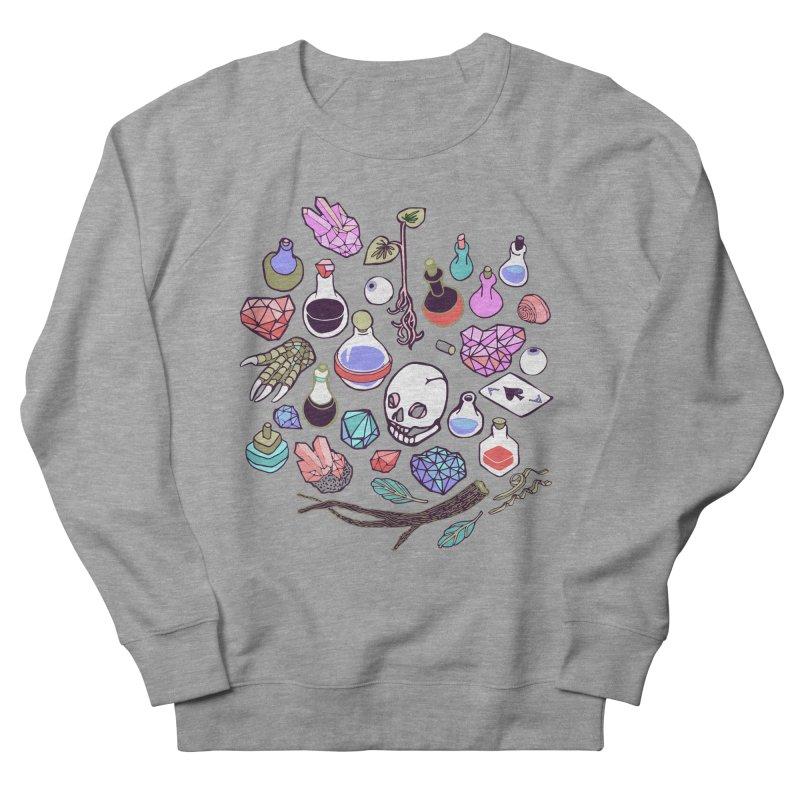 Alchemy Women's French Terry Sweatshirt by napiform clip art