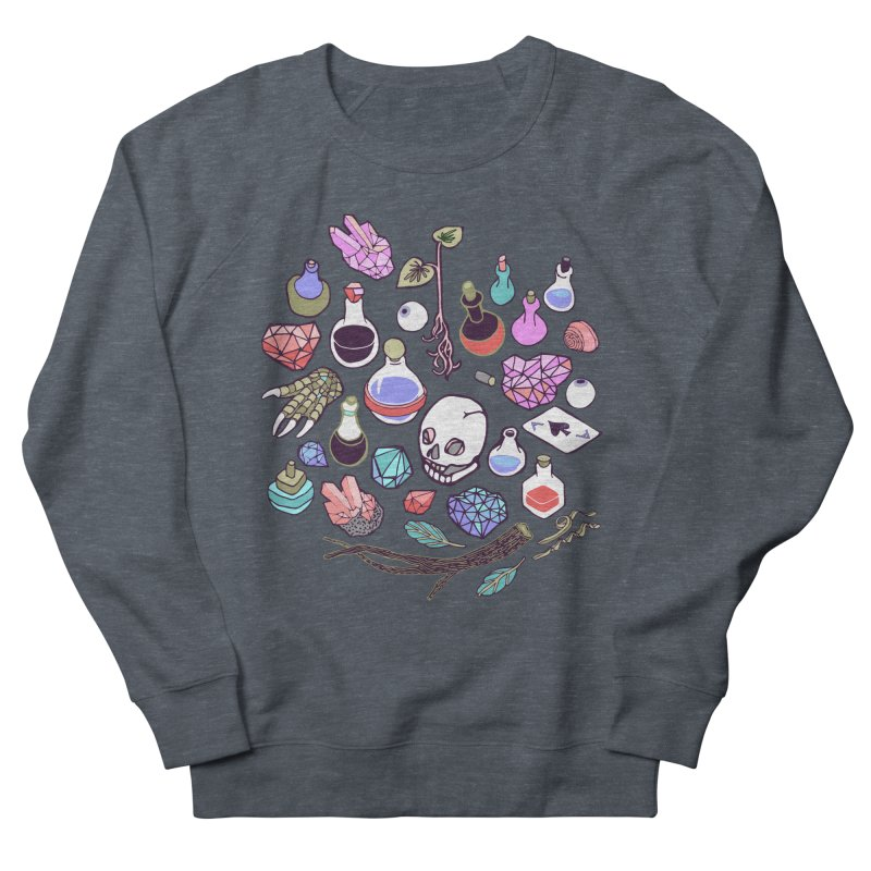 Alchemy Men's French Terry Sweatshirt by bad arithmetic