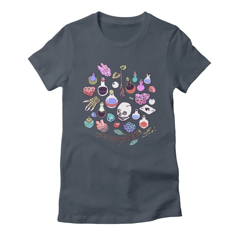 Alchemy Women's T-Shirt by bad arithmetic