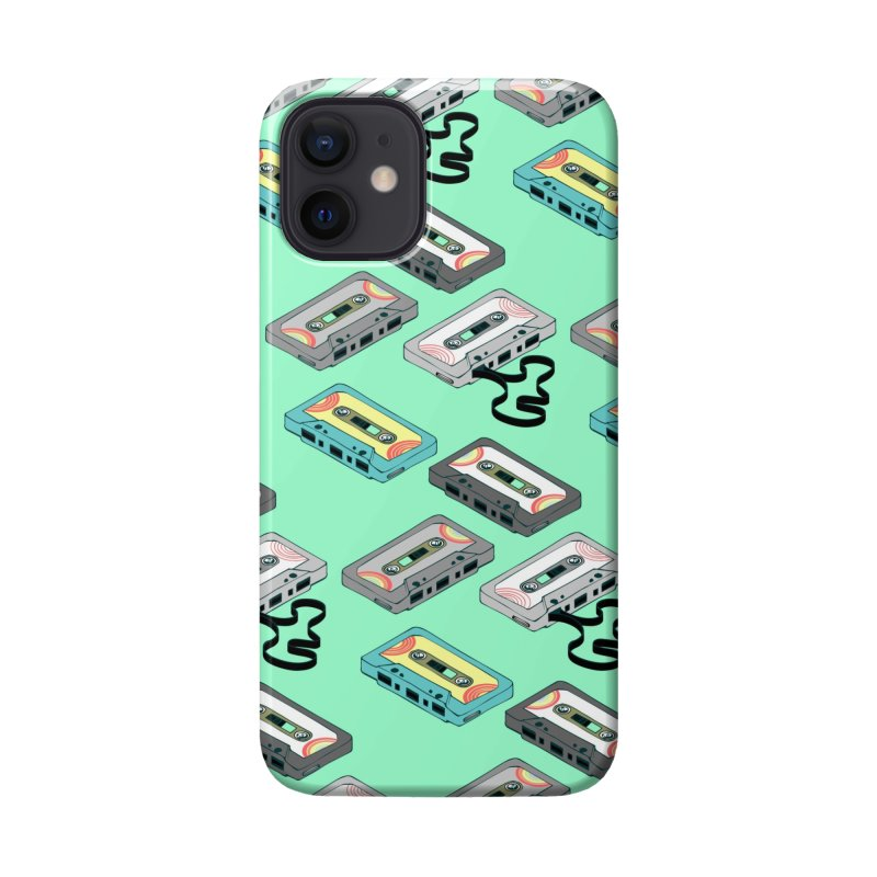 Mixtapes Accessories Phone Case by bad arithmetic