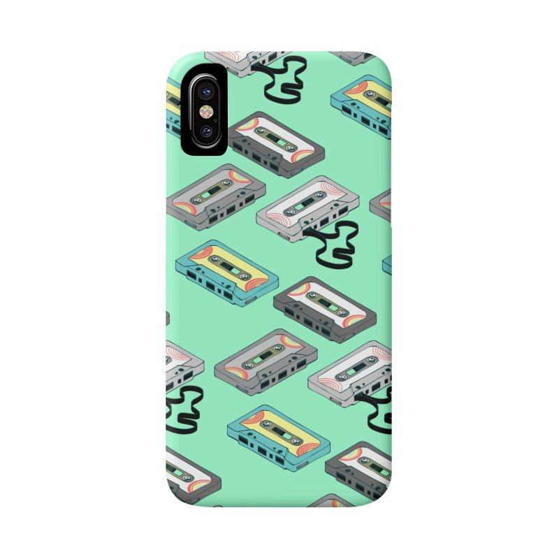 Mixtapes Accessories Phone Case by napiform clip art
