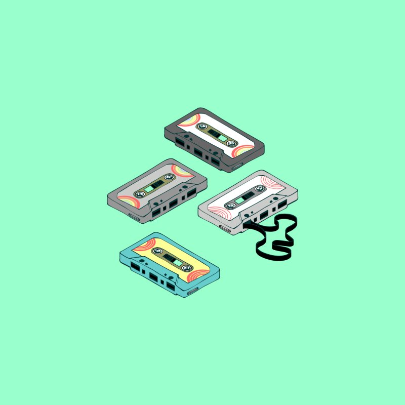 Mixtapes by napiform clip art