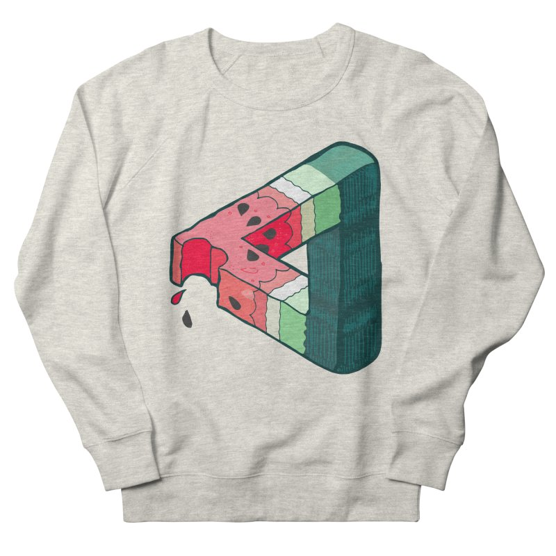 Juicy Geometry Men's French Terry Sweatshirt by napiform clip art