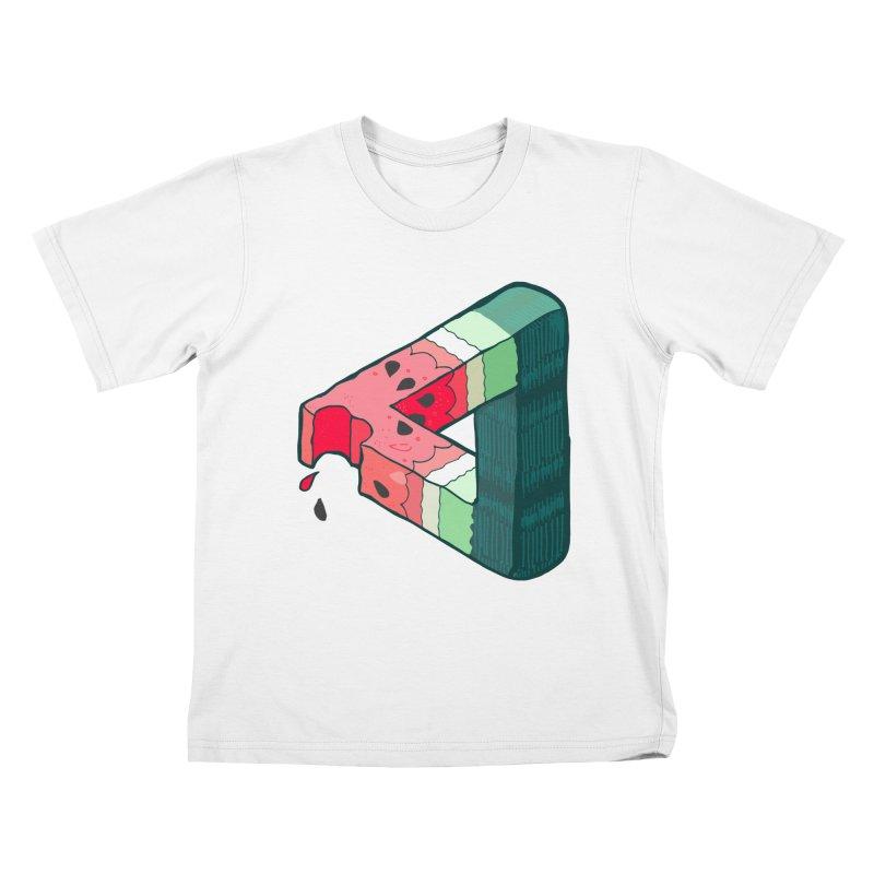 Juicy Geometry Kids T-Shirt by napiform clip art