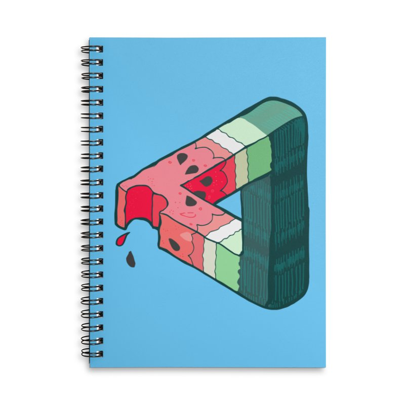 Juicy Geometry Accessories Notebook by bad arithmetic