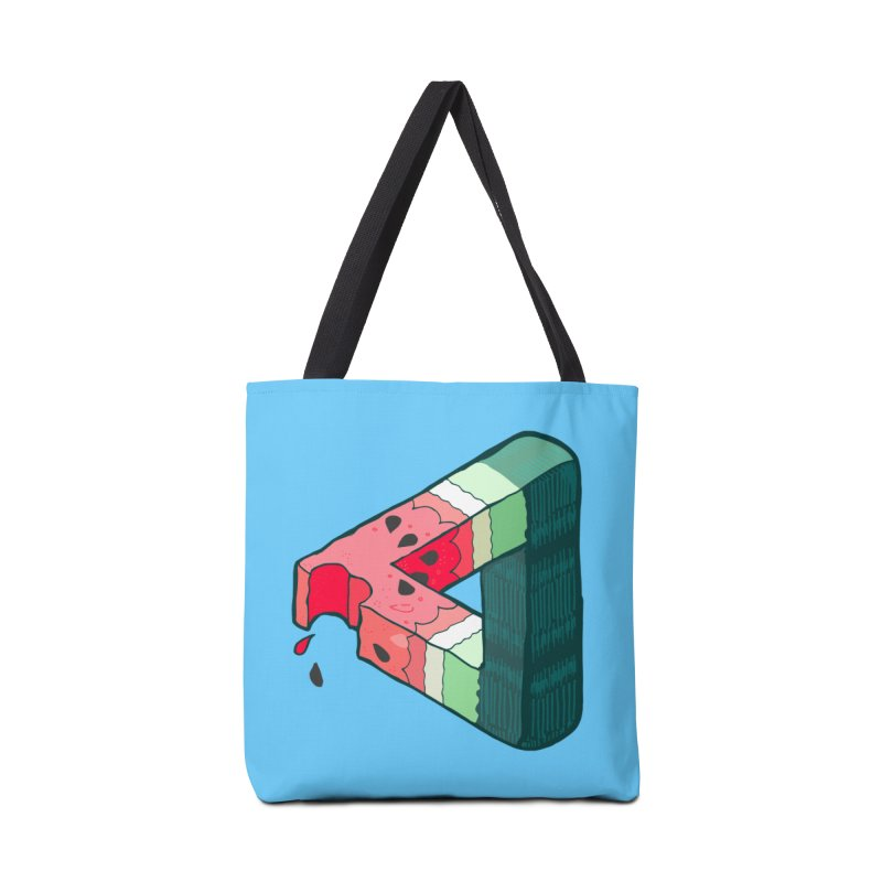 Juicy Geometry Accessories Tote Bag Bag by napiform clip art