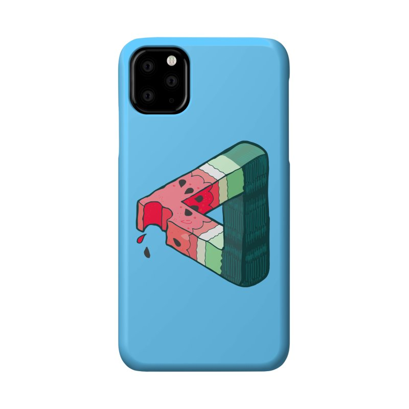 Juicy Geometry Accessories Phone Case by bad arithmetic