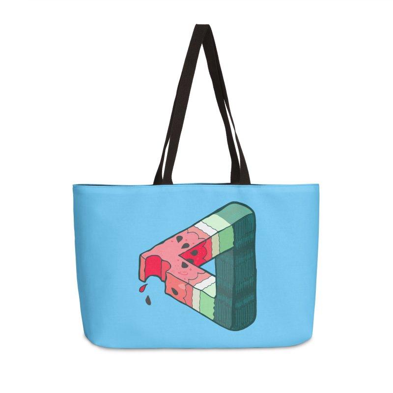 Juicy Geometry Accessories Weekender Bag Bag by bad arithmetic
