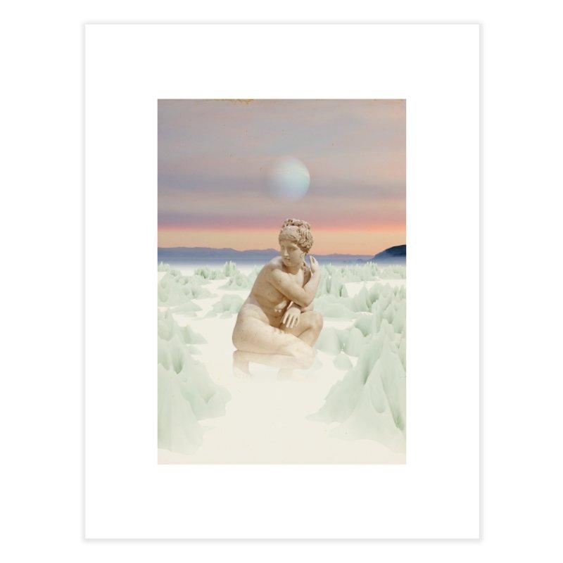 Sweet body, salty soul Home Fine Art Print by N a r c o t i c  .  A r t  .  S h o p