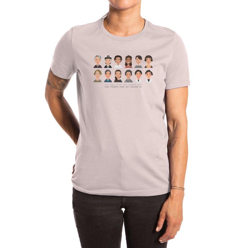 Matilda, Volume 1 Women's T-Shirt by Narrative Shop