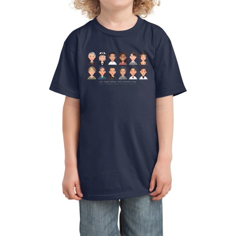 Matilda, Volume 1 Kids T-Shirt by Narrative Shop