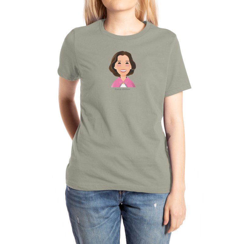 France Córdova Women's T-Shirt by Narrative Shop